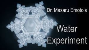Masara Emoto and His Water Crystal Experiment Find our about the Power of positive and negative emotions on water and how this translates back to us.