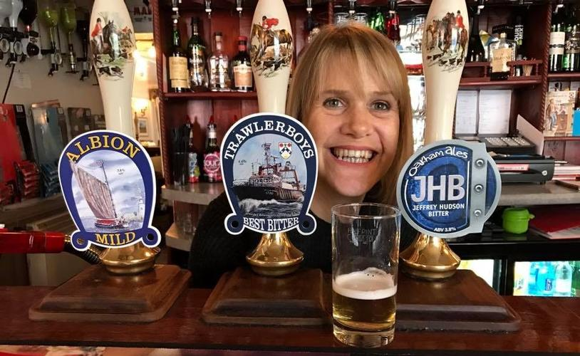 The Best Pub In Harwich – Official! Camra. Officially the best pub in Harwich - Camra