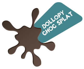 Dollopy Choc Splat Bespoke Chocolatier West Yorkshire Halifax