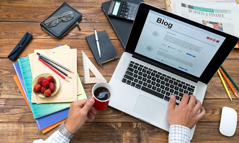 How can blogging boost interest in my website design? Blogs bring an authentic voice to your website design and increases your exposure to new users, but what other advantages can it offer my business?