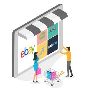 Upload from your Ebay store