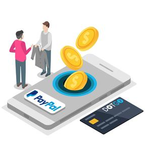 Offer your customers PayPal, Credit or Debit Cards