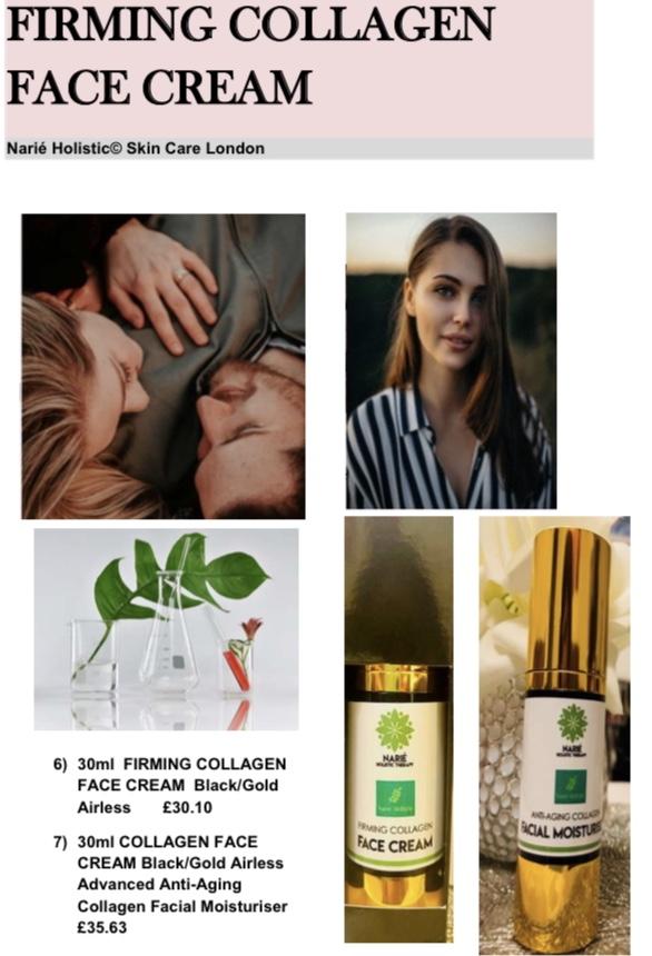 30ml Firming Collagen Face Cream