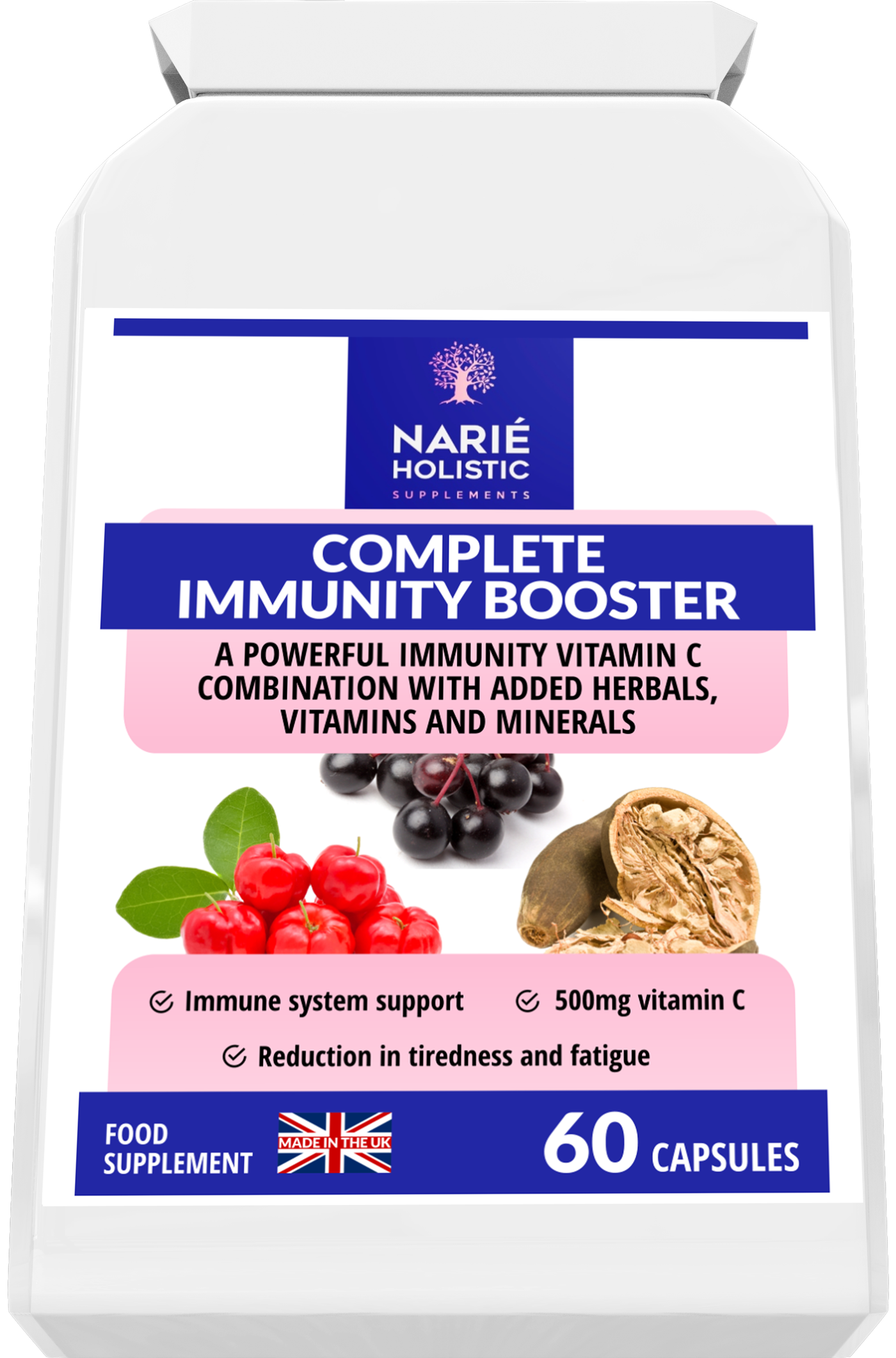 Complete Immunity Booster