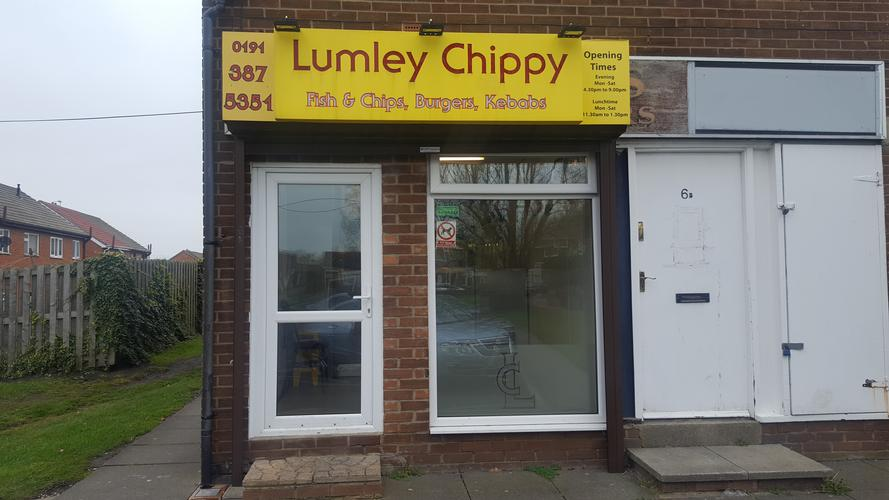 fish shop for sale in chester lee street lombard place £38,000 ono fish shop for sale £38,000 ono