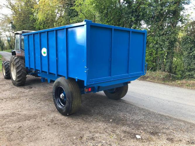 8t & 3t Tipping Trailers For Sale