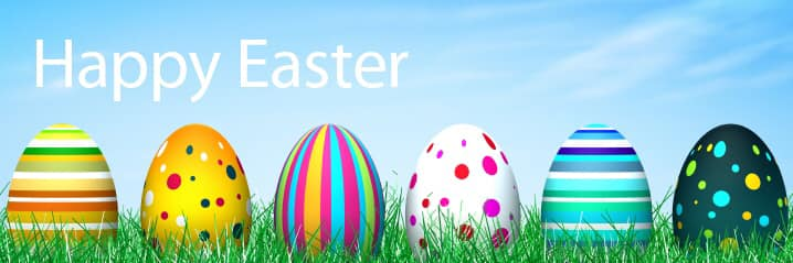 Easter Closing Dates Closing times