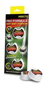 Insecto Tamperproof Bait Stations for Ants £6.50 inc VAT