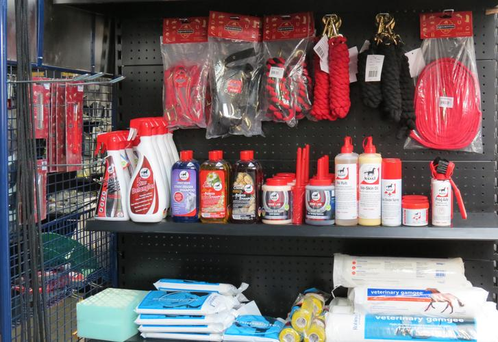 Equestrian & Livestock Summary Of Products On Offer