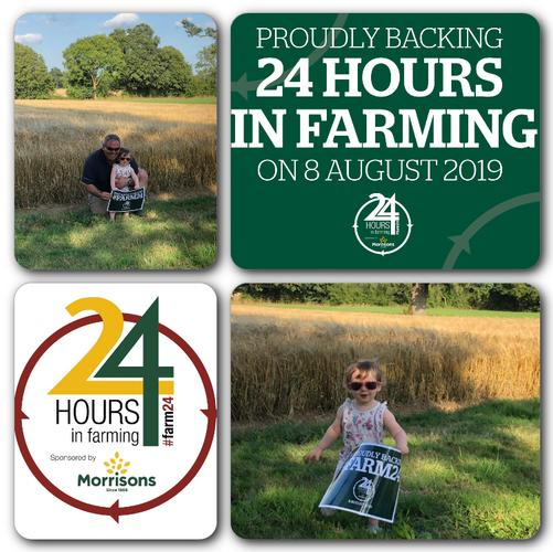 24 Hours In Farming #farm24