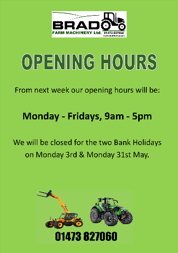 Covid-19 Update Opening hours increased.