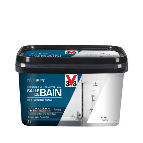 Innovation in white paint makes property improvement easier for landlords Landlords looking to spruce up their properties quickly and easily at tenant changeover time would be well advised to check out V33 Multi-Surface Renovation, the major new innovation in white emulsion