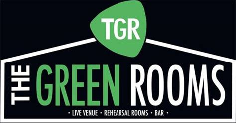 The Green Rooms, Treforest, Wales - 22 June 2019 A foray into Wales!