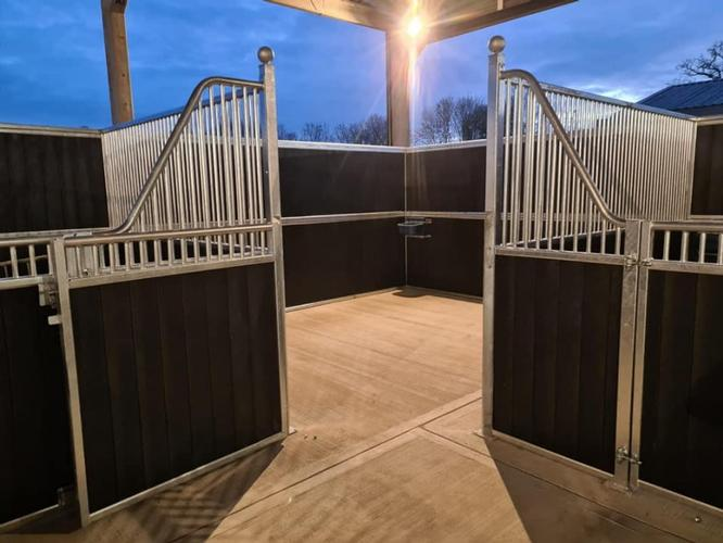 Bespoke Prestige Stables Built to fit from architect drawings