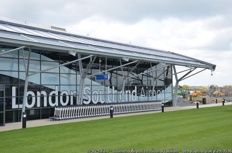 London Southend Airport | Facilities and Services London Southend Airport is among the fast-growing regional airports in the UK. Serving around one million passengers every year, flights from Southend reach destinations across Britain, along with countless bucket list spots in Europe.