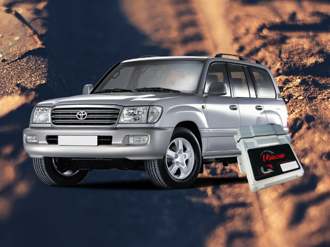 Land Cruiser 100 Series - The Ultimate Tuning Product. Your engine is screaming out for us.