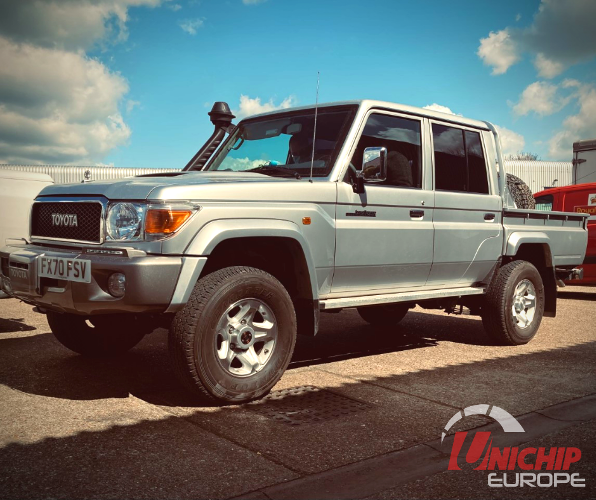 2021 Toyota 70-Series Land Cruiser A sight for sore eyes for any Land Cruiser fanatic...