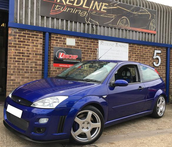 FORD FOCUS RS MK1 300+bhp custom tuned RS