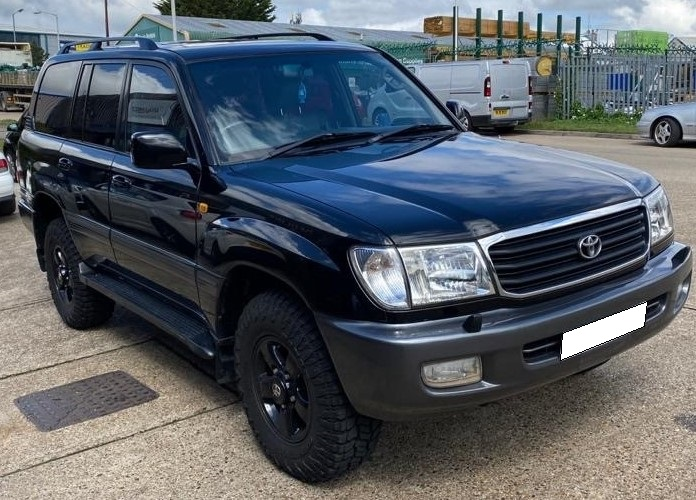 Toyota Land cruiser 100 series 4.2TD HD-FTE ABSOLUTELY MASSIVE POWER GAINS