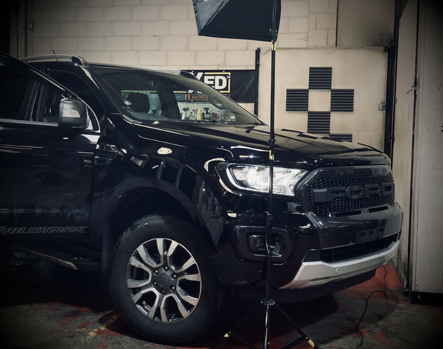 Ford Ranger 2.0L Bi-Turbo Fantastic Results from the new Unichip X module!