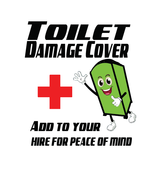 Toilet Damage Cover