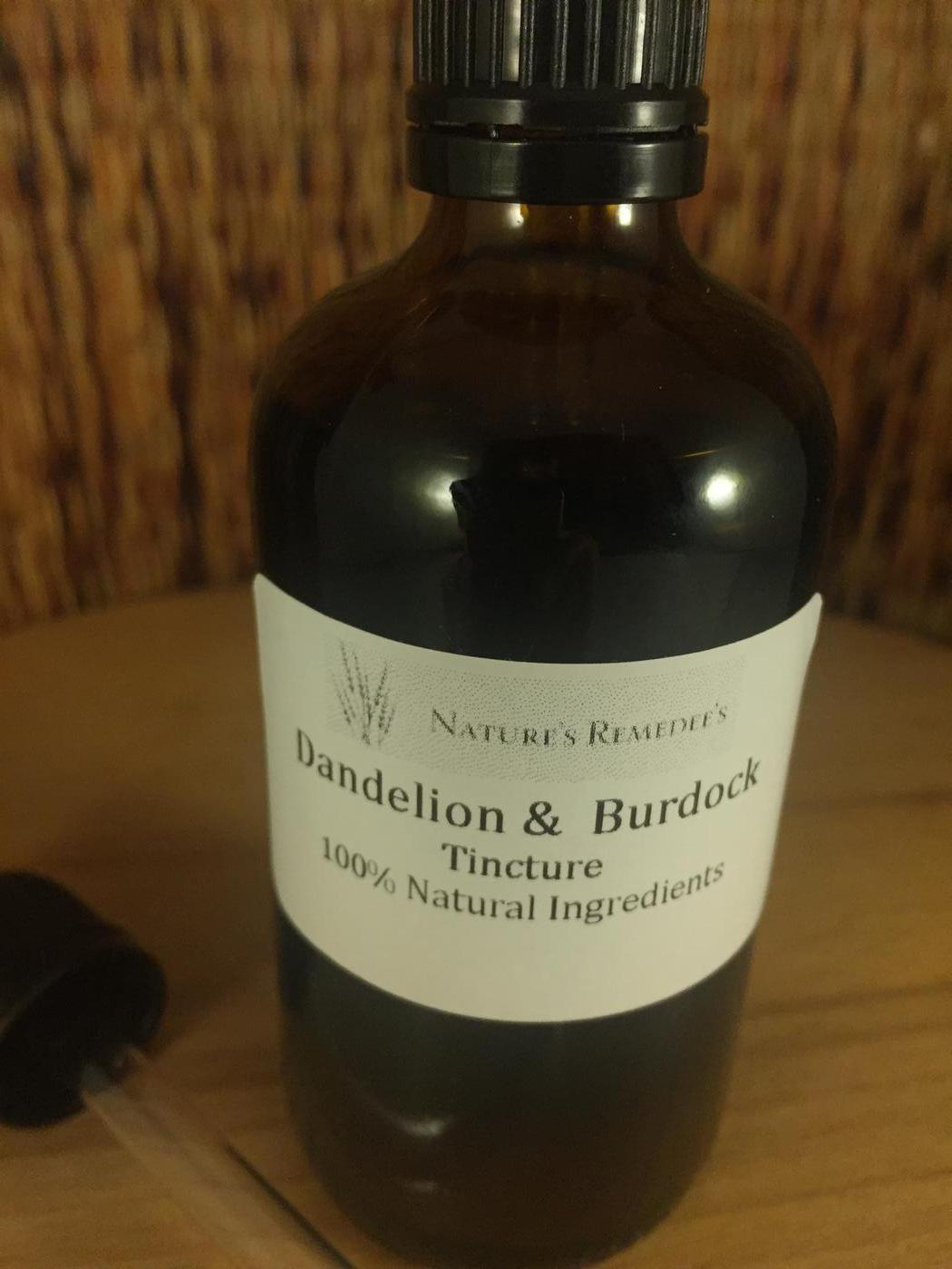 Dandelion - Burdock FE