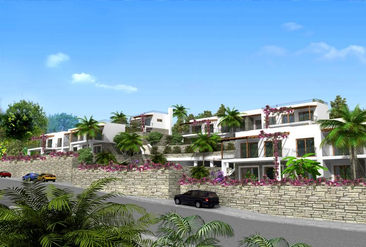 Apartment No. 4 Coral View Apartments 68MSQ 2 Bedroom 2 Bathroom luxury apartment first floor – Roof terrace