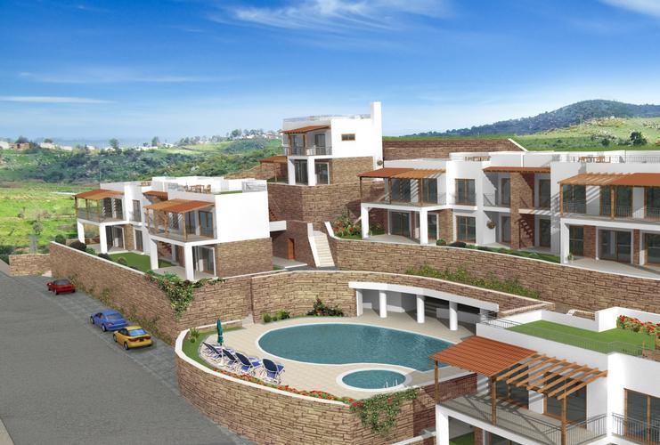 Apartment No. 2 Coral View Apartments 68MSQ 2 Bedroom 2 Bathroom Luxury apartment, ground floor.