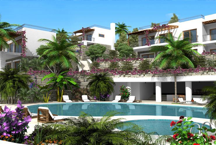 Deep Blue Villa 120MSQ 3 Bedroom 2 Bathroom Luxury Villa