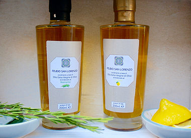 A Beautiful Taste Of Sicily - Feudo San Lorenzo Extra Virgin Olive Oils Big help for small brands.