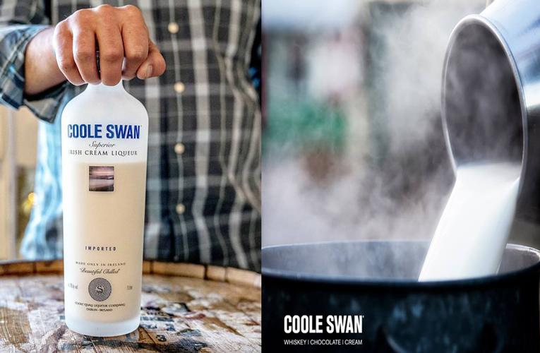 Bringing Luxury Liqueur To The UK Market Coole Swan - Luxury Liqueur For The UK Market
