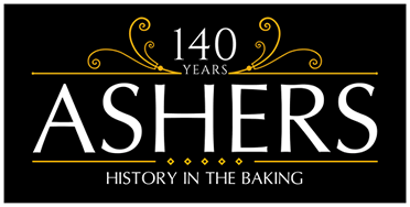 Let them eat cake! Big help for small brands - we are very pleased to be working with Ashers Bakery