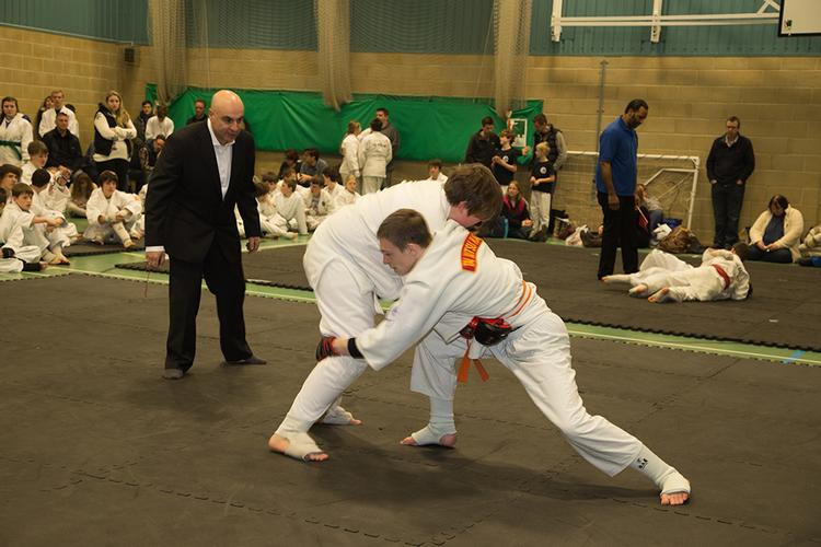 9th June: Grappling Competition 9th June: We are hosting a Grappling Competition at St John's Sports Centre