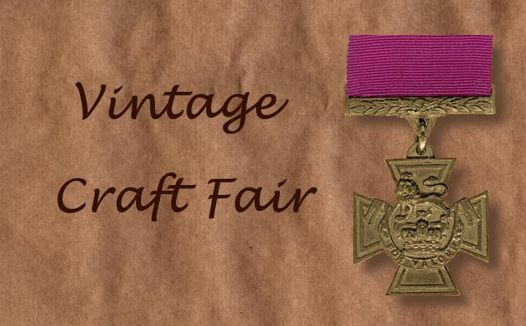 Vintage Craft Fair - Saturday 18th May 2019 Vintage Craft Fair May 2019