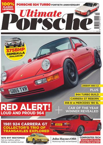 964 Race Systems Featured In Ultimate Porsche And GT Porsche Magazine Ultimate Porsche is running  4 page feature on our custom racing exhaust system, and GT Porsche are showcasing Steve's beautiful 964 equipped with our bespoke system across a 6 page feature.