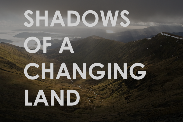 Shadows of a Changing Land Orchestral composition Shadows of a Changing Land due to be premiered by London Philharmonic Orchestra and members of the Foyle Future Firsts at Queen Elizabeth Hall on 12/06/12 as part of the Leverhulme Young Composer's Scheme.