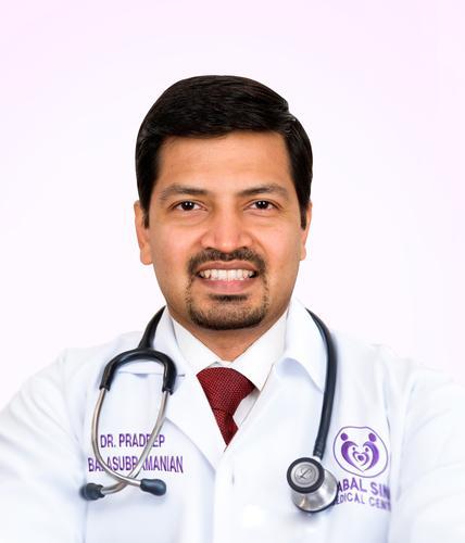 Dr. Pradeep Balasubramanian - M.B.B.S, M.S. (Orthopaedics) Specialist Orthodpaedic Surgeon