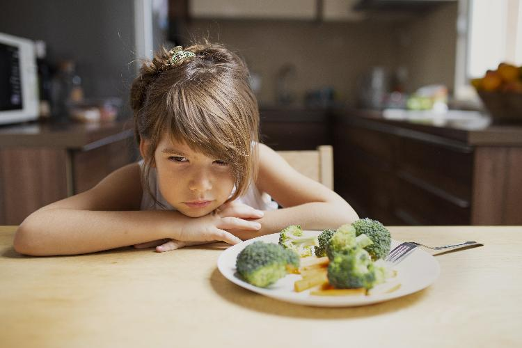 Why picky eaters are so picky? Infants and children may have a fear of trying new things, so, it is common for them to reject new foods.