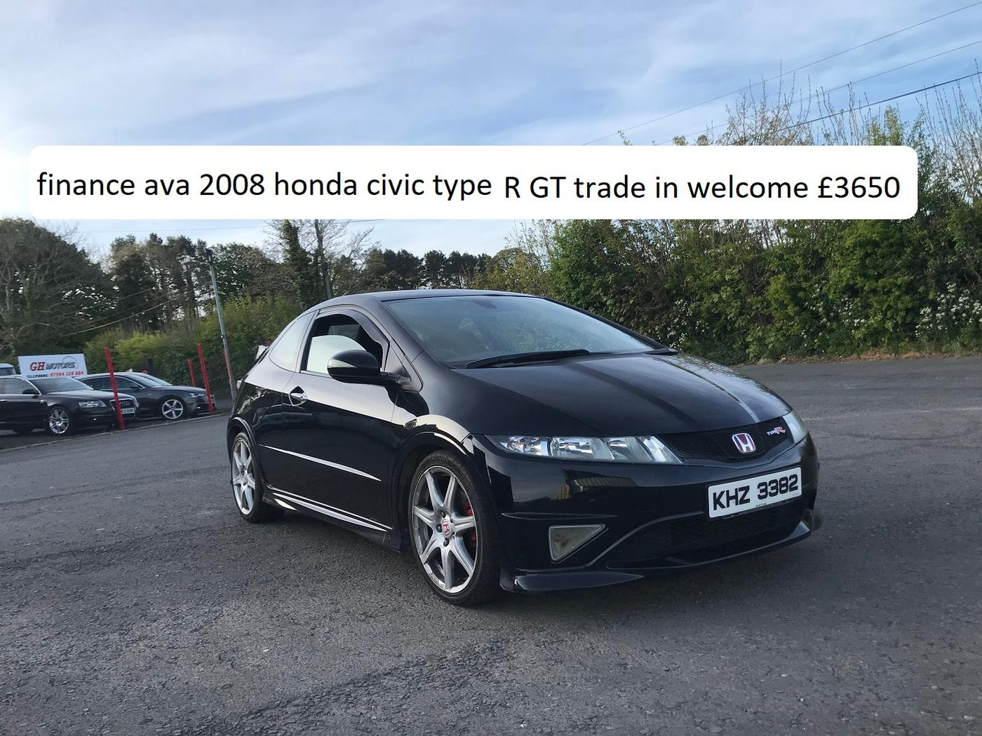 2008 honda civic type r gt