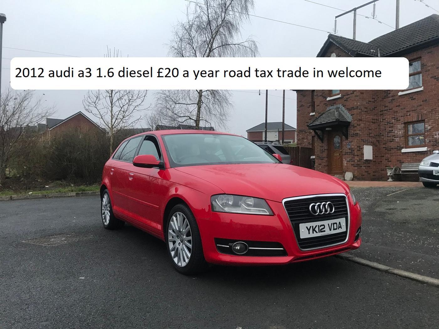 2012 audi a3 1.6 diesel