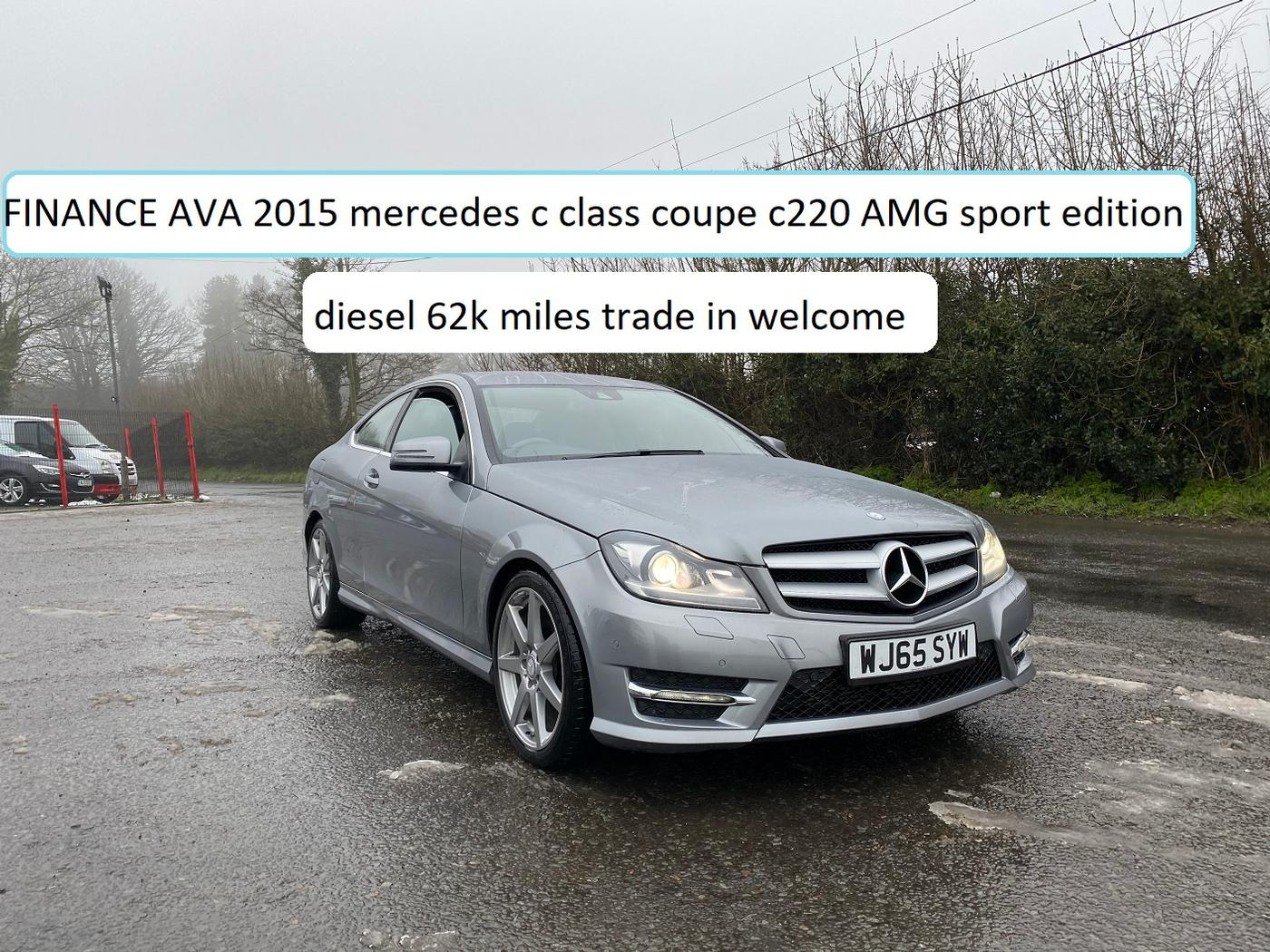 merededes amg coupe