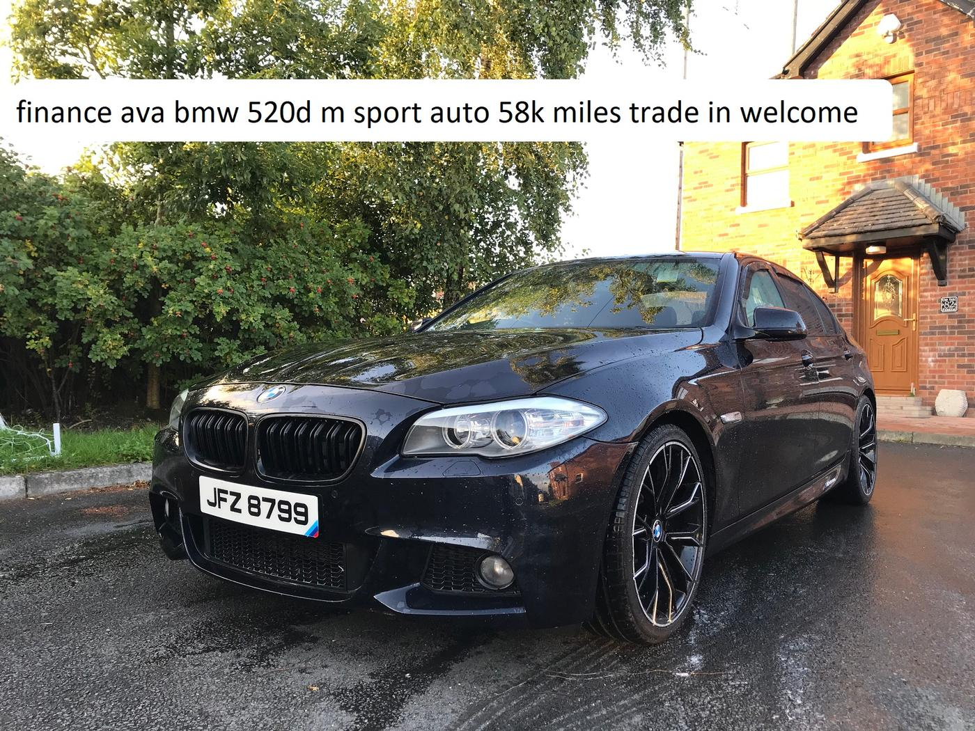 2012 bmw 520d m sport only 58k miles