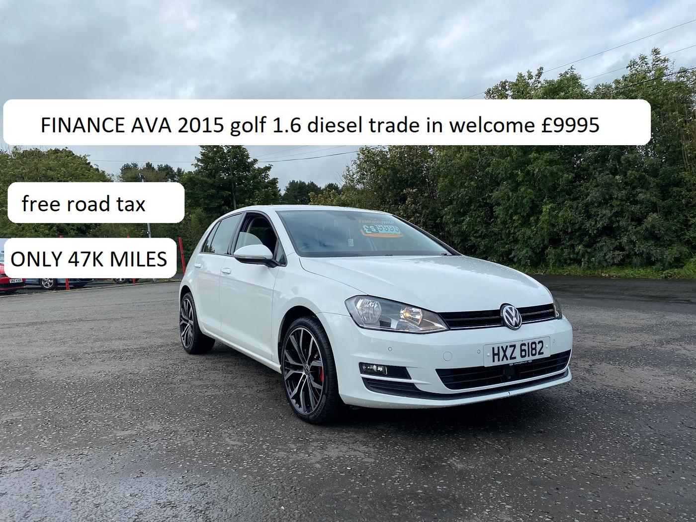 2015 golf 1.6 diesel