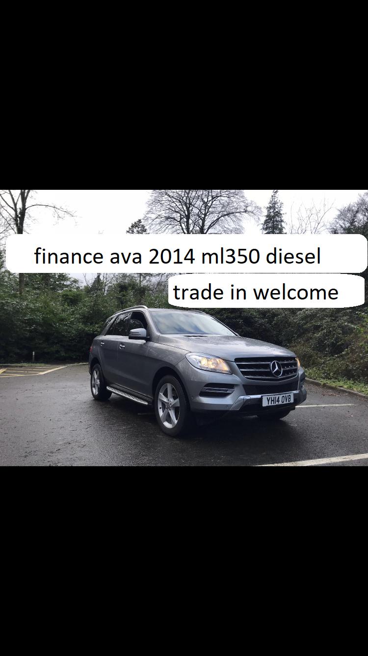2014 mercedes ml350