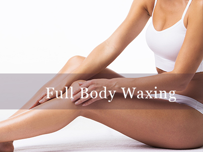 Full Body Waxing for Men and Women We offer all kinds of waxing for men and women at our beauty salon in Preston. We treat all areas including brows, face, body and intimate Hollywood waxing. We use hot wax for intimate waxing and sensitive areas as well as cream wax for excellent smooth hair free skin. You'll find that our various packages for full body waxing offer extremely good value for money.
