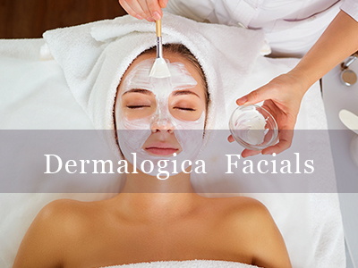 Dermalogica Facials Our luxury facials use award winning skin treatments from Dermalogica. Dermalogica produce a number of globally recognised skincare products perfect for all skin types. Our facials will give you real results, and ensure that your skin feels fresher, glowing and healthier.