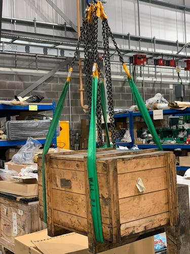 Slinger - Signaller to include slinging methods & lifting accessories Whether you use the overhead gantry, mobile or lorry loader crane - being familiar with sling types and slinging methods is crucial to conduct a safe lift.