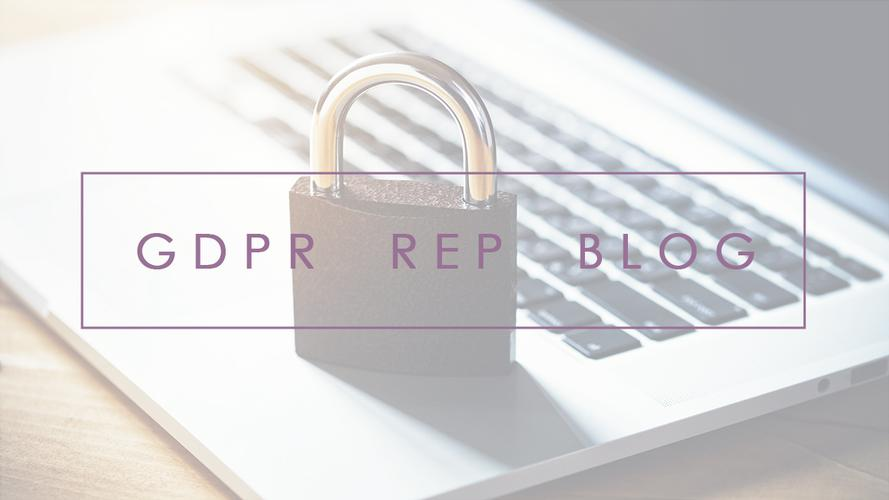 Keep up to date with the latest news in regards to GDPR