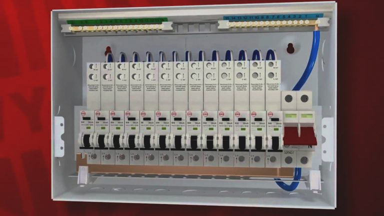consumer unit upgrade Why take the risk when you can upgrade your consumer unit