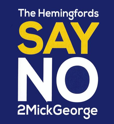 Save The Hemingfords From Being Home To The Largest Waste Handling Site In Cambridgeshire.